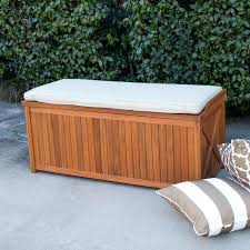Cushion Top Storage Bench by Top Rated Outdoor Cushion Storage Bench Storage Bench Outdoor