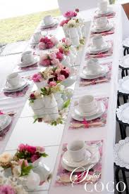 kitchen tea theme ideas best 25 tea table settings ideas on tea tables