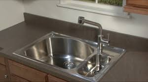 Sink Size Kitchen Kitchen Sink Size And Bowl Configuration Monkeysee