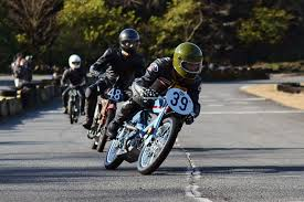 tuner honda japanese tuner turns honda super cub into vintage racer motor1