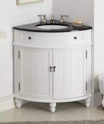 design corner bathroom vanities and sinks flush mount led