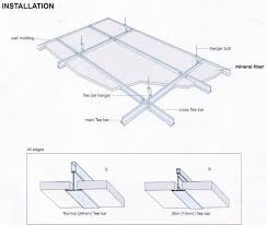 Ceiling Tile Installation Usg C Acoustic Mineral Fiber Board Ceiling Tiles Rh90 Buy