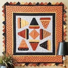 tricks and treats have fun with halloween quilts fons u0026 porter
