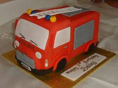 cake trails how to make a fire truck cake tutorial fireman