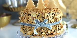 amour de cuisine gateau gâteau en or rempli d amour facile recette sur cuisine actuelle