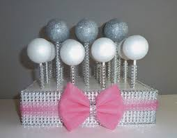 diy cake pops stand balloon cake pop birthday decor paper material