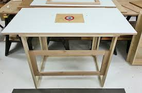 diy router table top how to build a folding workshop table with 3 tops router table