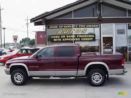 2000 dodge dakota cab for sale 2000 garnet pearl coat dodge dakota slt crew cab 4x4