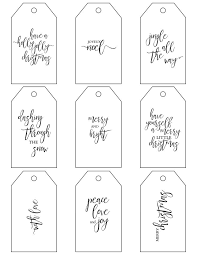 best 25 gift tags ideas on diy gift tags