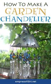 How To Make Homemade Chandelier Wind Chimes Diy Projects Craft Ideas U0026 How To U0027s For Home Decor