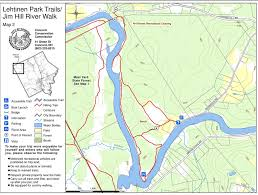 Riverwalk Map Concord Parks And Trails Maplets