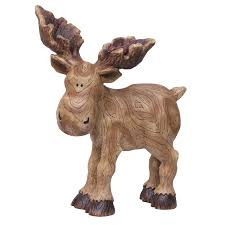 shop 15 in moose and bird garden statue at lowes