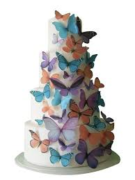 edible wedding cake decorations top 5 inexpensive diy engagement cake ideas mywedding
