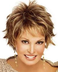 choppy hairstyles for over 50 short shaggy hairstyles for women over 50