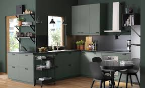 ikea grey green kitchen cabinets kitchen gallery kitchen design kitchen interior kitchen