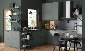 ikea grey green kitchen cabinets kitchen gallery kitchen design kitchen interior kitchen