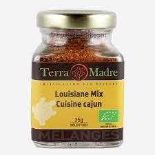 cuisine louisiane mélange d épices mix louisiane pour la cuisine cajun épicerie oh
