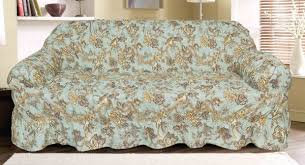 Printed Sofa Slipcovers Knightsbridge Bahama Canvas Printed Sofa Cover 2 Seater Price