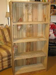 Pallet Wood Bookshelf Pallet Bookshelves Images Reverse Search