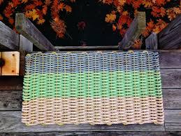 Doormat Leave Artisan Made Door Mats