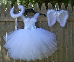 halloween angel wings angel costume tutu dress cute idea for jacqueline party time