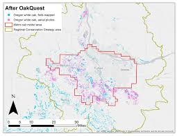 Map Of Portland Metro Area by Oak Prairie Work Group The Intertwine