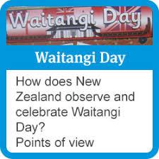 waitangi day how does new zealand observe and celebrate waitangi
