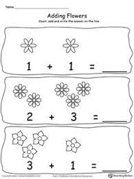 adding numbers with rain drops up to 9 printable maths