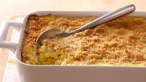 classic baked corn pudding recipe bettycrocker