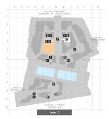 mall of the emirates floor plan kanpai u2013 souk al bahar