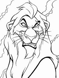 beautiful lion king coloring pages scar jpg 900 1196 drawing