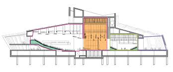 mikou design studio wins competition to redesign dunkirk theater