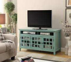 largo turquoise mdf media cabinet entertainment the classy