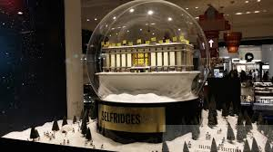 selfridges early xmas shop targets tourists stylus innovation