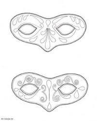 free printable mask templates multiple styles seven and there is