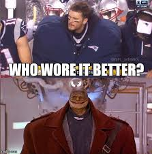 Tom Brady Funny Meme - tom brady or toad imgflip
