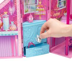 Barbie Princess Bedroom by Buy Barbie Princess Playset Online At Low Prices In India Amazon In