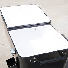 Outdoor Cooler Cart On Wheels by Patio Cooler On Wheels Coolers Compare Prices At Nextag