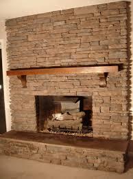 cultured stone corner fireplace home design ideas