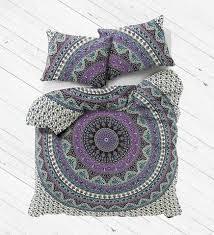 Turquoise And Purple Bedding Mandala Duvet Covers U0026 Bedding Sets Bohemian Mandala Duvet Covers