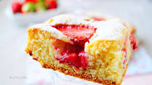 jeux de aux fraises cuisine gateaux gâteau moelleux aux fraises simple et rapide recette par
