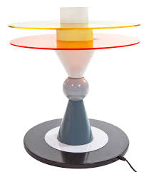 Grandes Lampes De Salon by Ettore Sottsass Made In Design