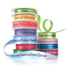 personalized ribbon printing custom printed ribbins and labels from namemaker resources tips