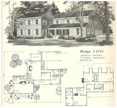house plans 1960 farm house design greek revival home plans