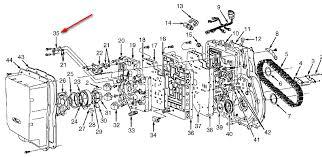 transmission wiring diagram for 1996 windstar 3 8 transmission