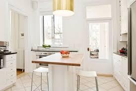petit ilot central de cuisine cuisine avec îlot central ou bar 24 idées d aménagement
