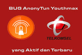 spoof host youthmax telkomsel daftar bug anonytun youthmax yang aktif dan terbaru 2018