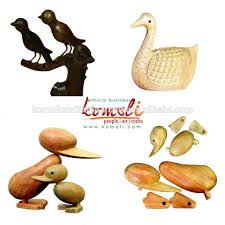 Birds Home Decor Home Decor Artifact Wood Carving Bird Model For Sale Carved Wooden