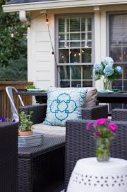 Deck Makeover With Leisure Made Furniture Erin Spain - Home and leisure furniture
