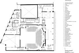 Theatre Floor Plans Liverpool Everyman Theatre Haworth Tompkins Architects Archeyes